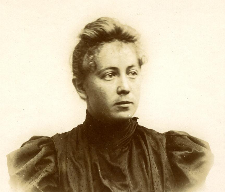 Augusta Hure, une femmed'exception