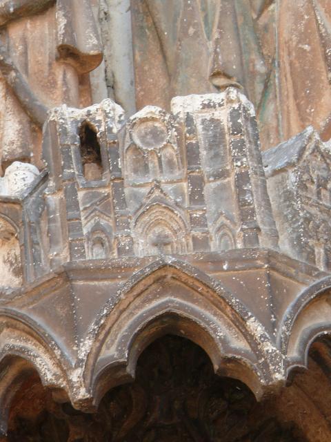 La Cathédrale de Sens àl'ancienne